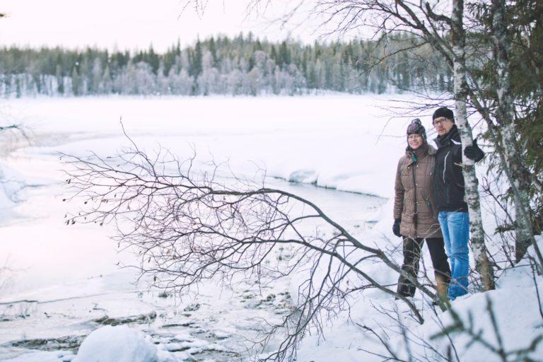 Sanna Ahvenjärvi & Tapio Lappalainen